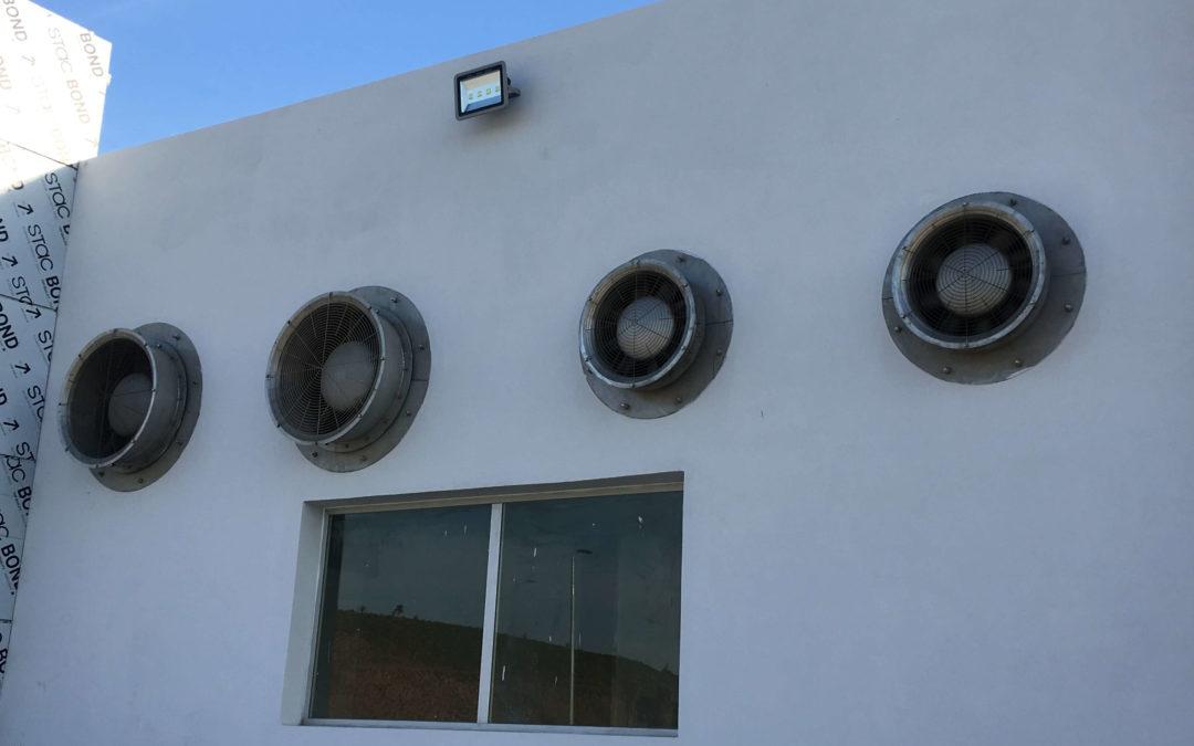 Innovation : ventilation sanitaire et écologique