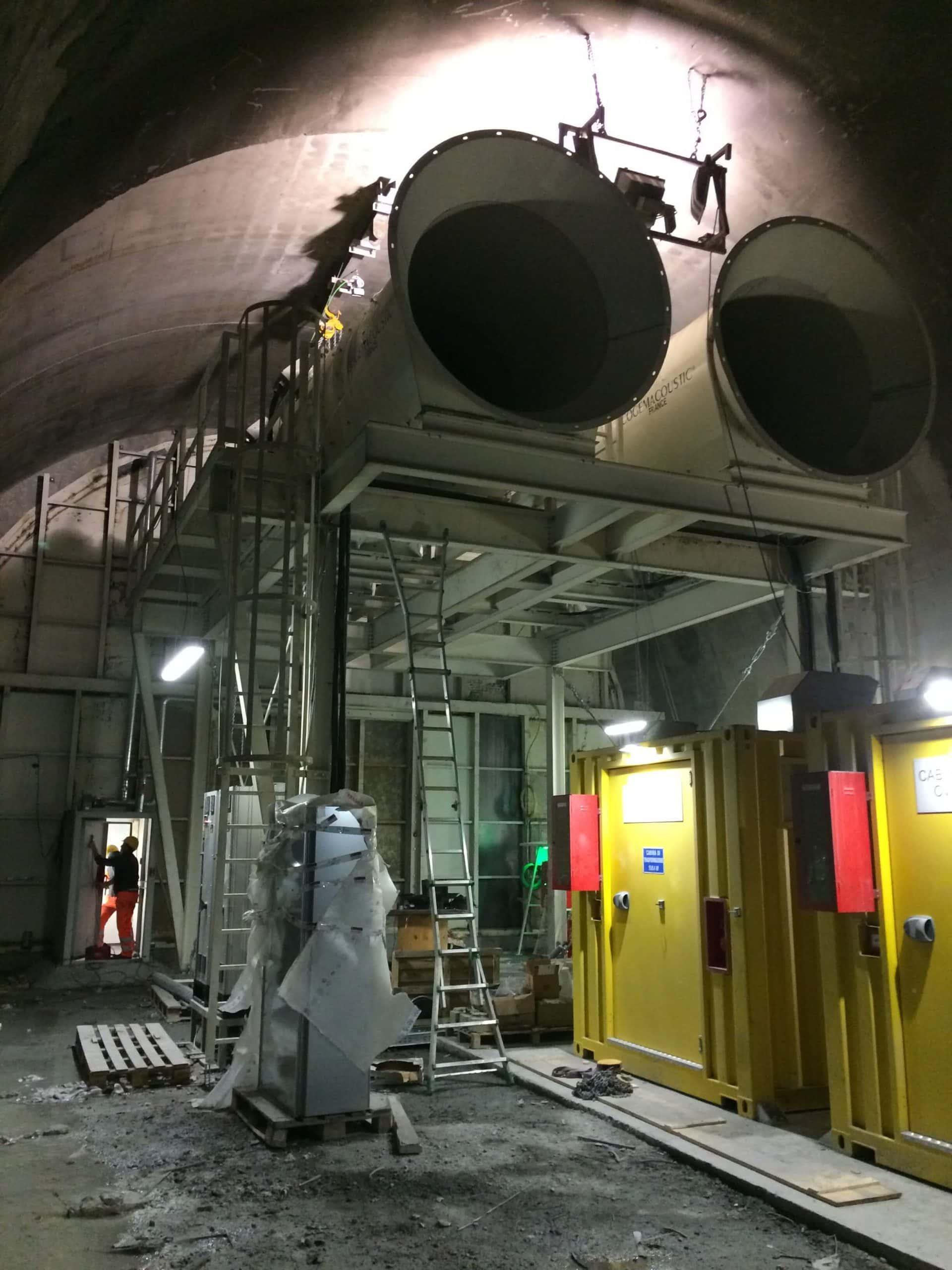 Tunnel Val-Lemme